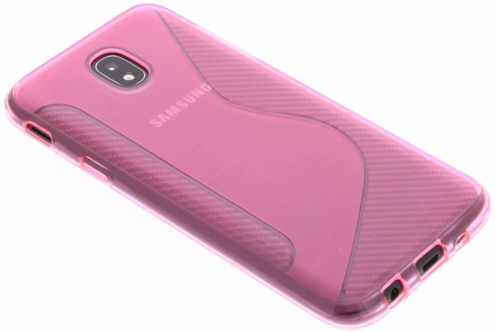 S-Line TPU Hülle für Samsung Galaxy J5 (2017)