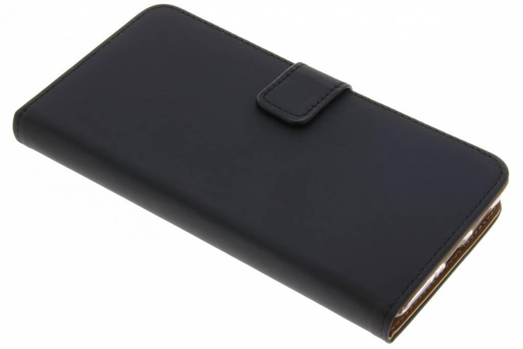 Schwarzer Luxus TPU Book Case Nokia 8