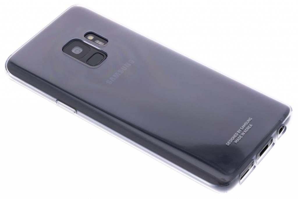 Samsung Original Clear Cover für das Samsung Galaxy S9