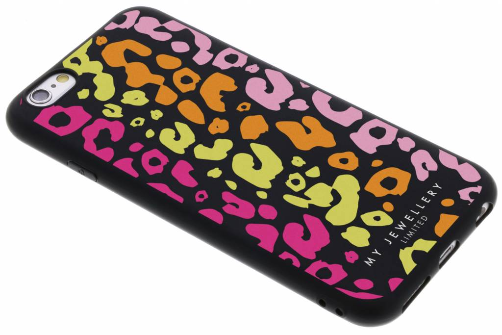My Jewellery Panther Design Soft Case iPhone 6 / 6s