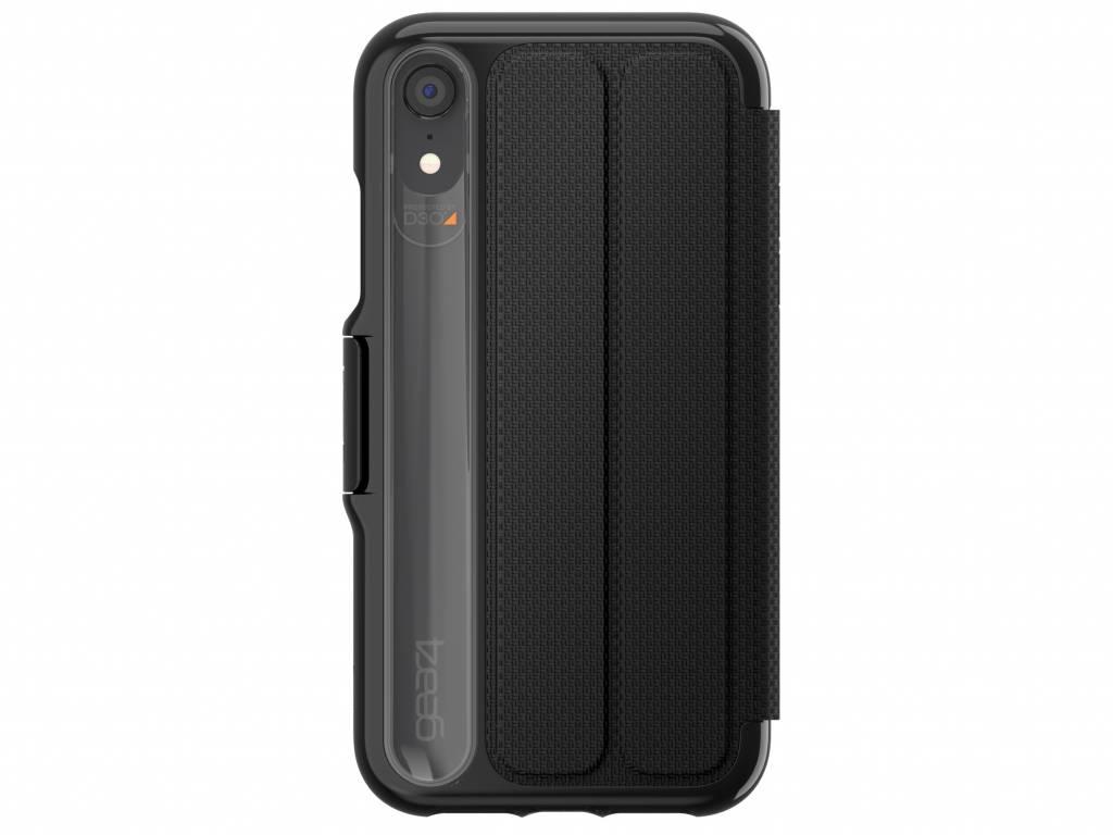Gear4 D3O® Oxford Case Schwarz für das iPhone Xr