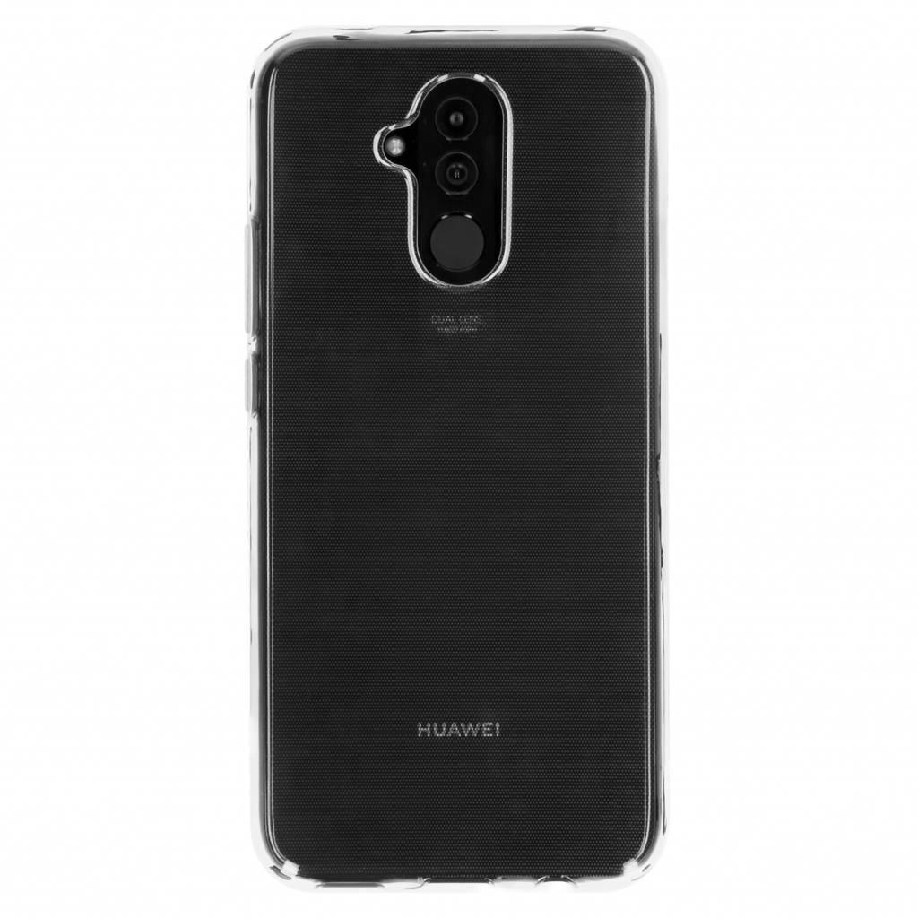 Accezz TPU Clear Cover Transparent für das Huawei Mate 20 Lite