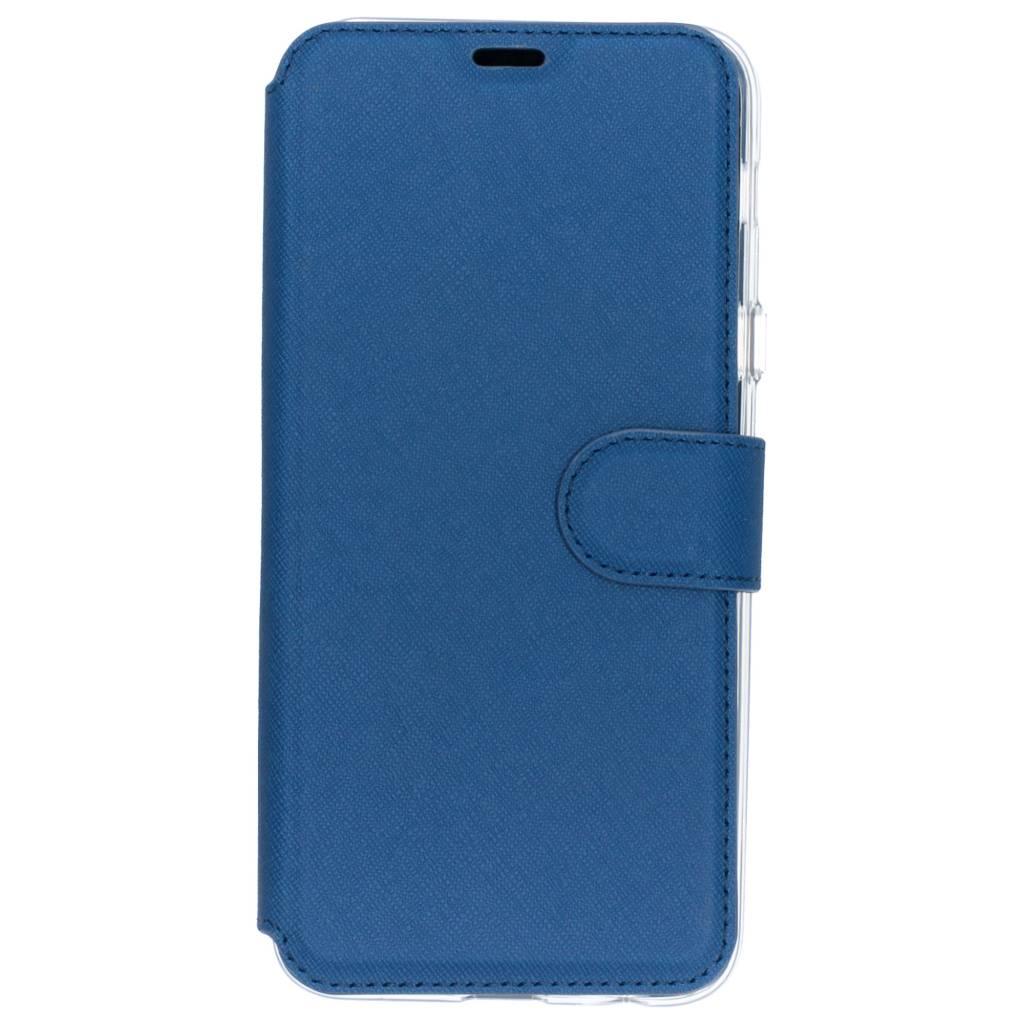 Accezz Xtreme Wallet Blau für Samsung Galaxy A6 Plus (2018)