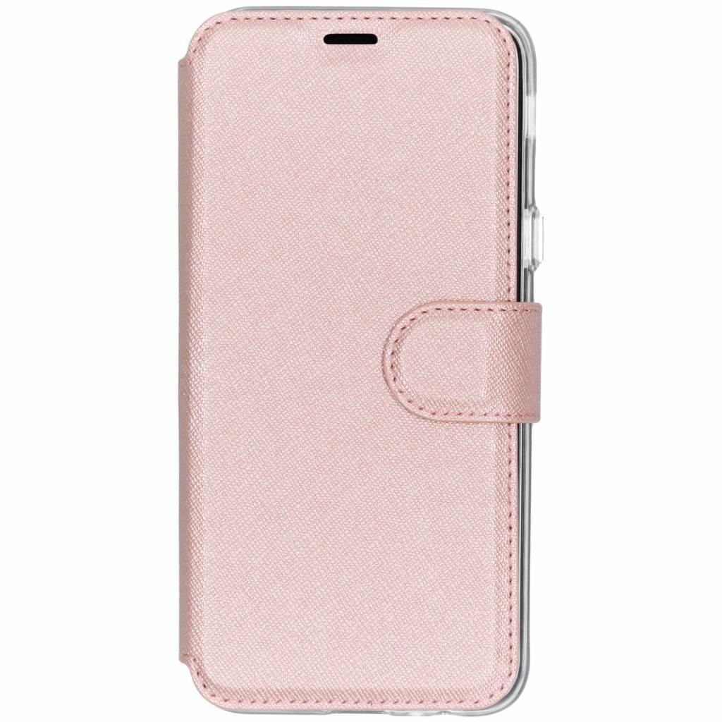 Accezz Xtreme Wallet Roségold für das Samsung Galaxy J6