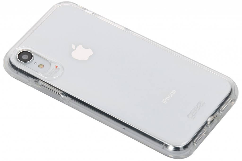 Gear4 Crystal Palace Case Transparent für das iPhone Xr