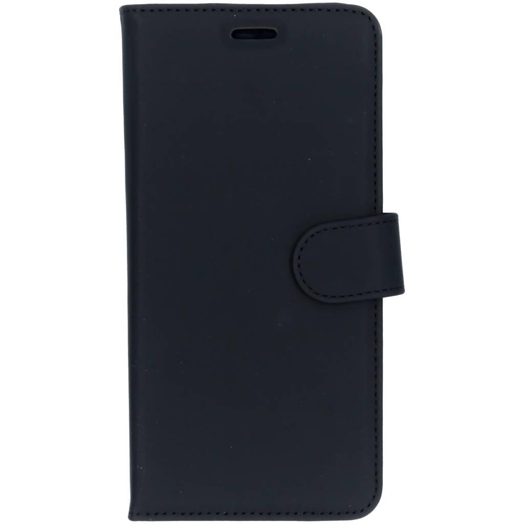 Accezz Wallet TPU Booklet Schwarz für das Sony Xperia XZ3