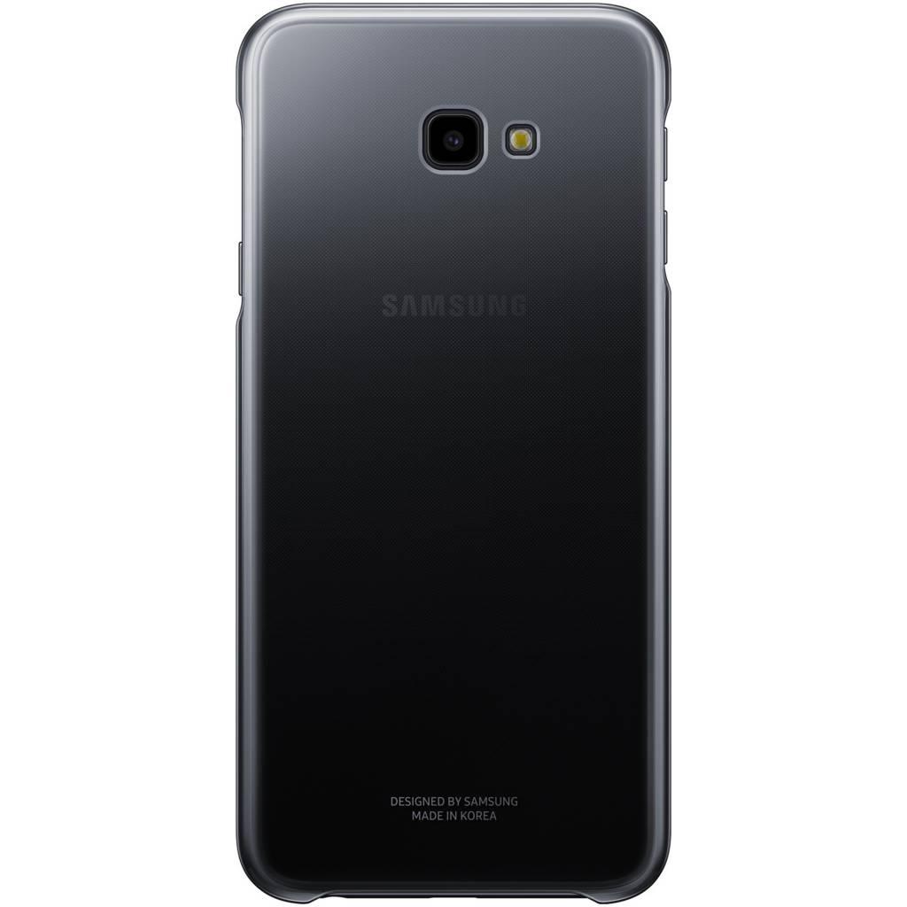 Samsung Gradation Cover Schwarz für das Galaxy J4 Plus