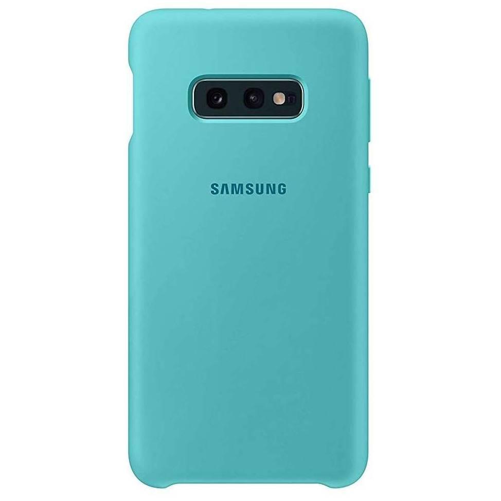 Samsung Original Silikon Cover Grün für das Galaxy S10e