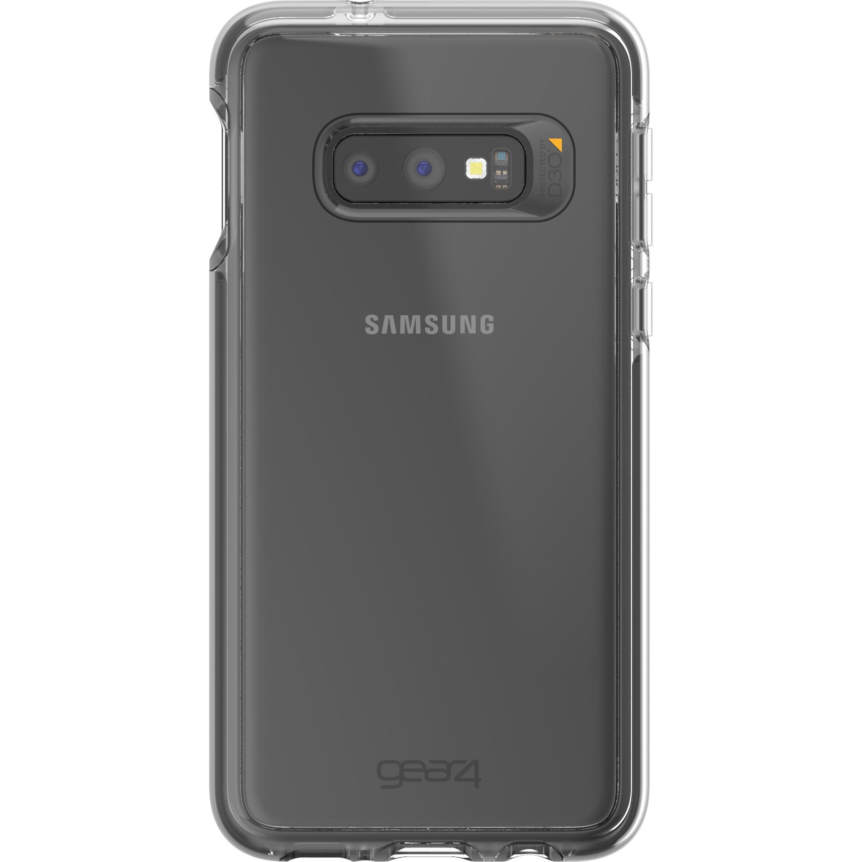 Gear4 Piccadilly Backcover Schwarz für das Samsung Galaxy S10e