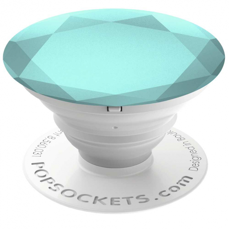 PopSockets PopSocket - Metallic Diamond - Türkise