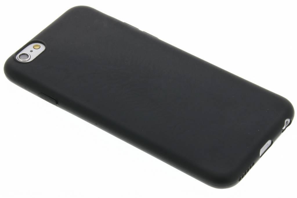 Schwarze Color TPU Hülle für iPhone 6(s) Plus
