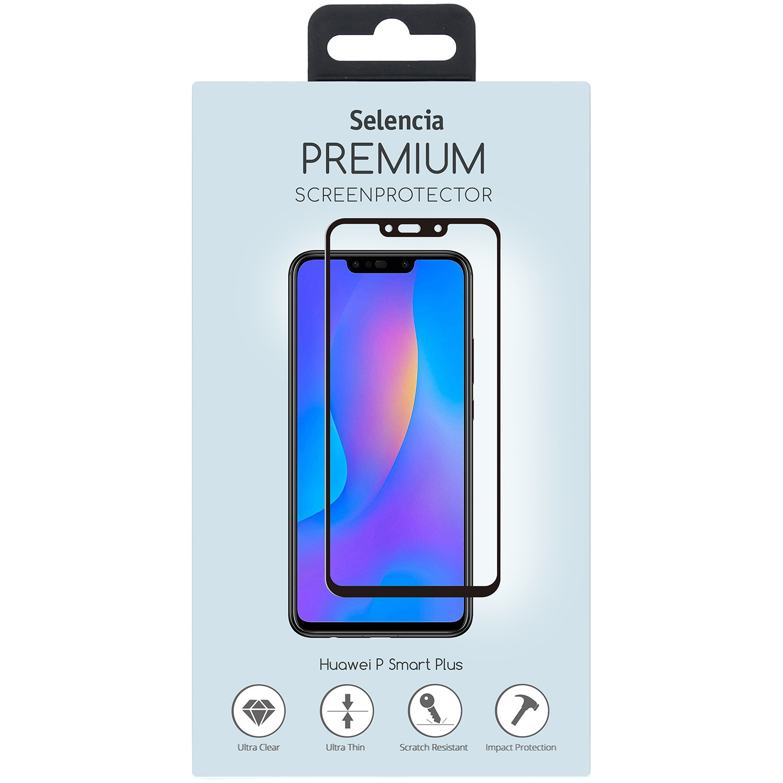 Selencia Premium Screen Protector gehärtetem Glas Huawei P Smart Plus
