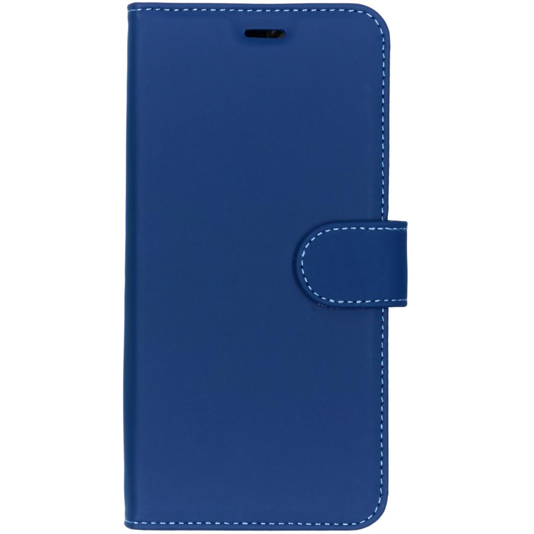 Accezz Wallet TPU Booklet Dunkelblau für das Xiaomi Pocophone F1