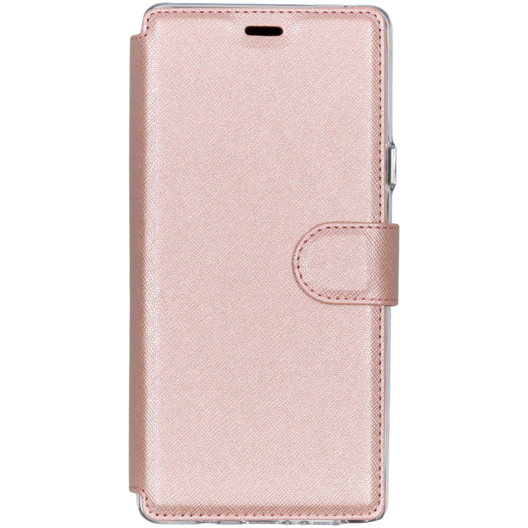Accezz Xtreme Wallet Rosa für das Samsung Galaxy Note 9