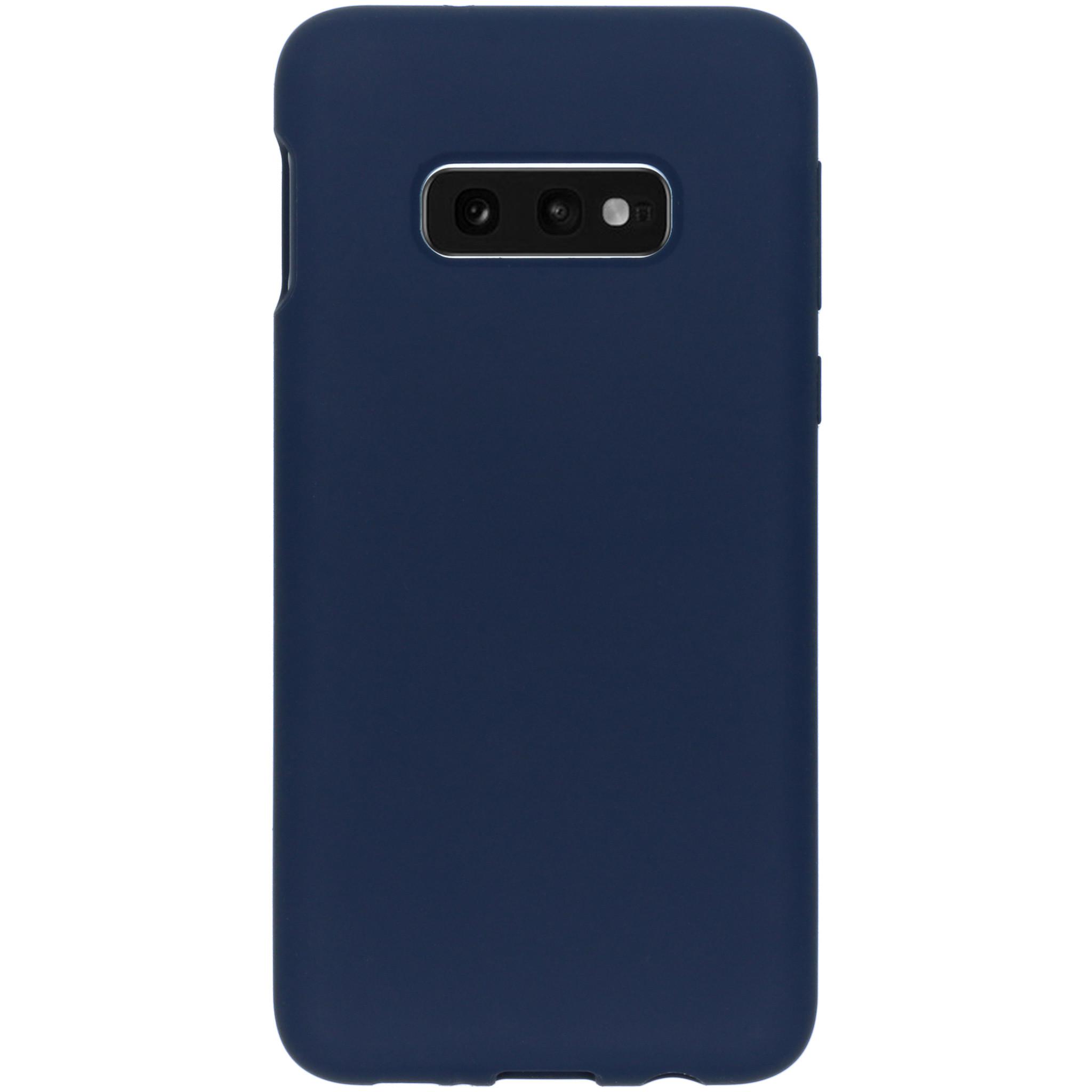 Accezz Liquid Silikoncase Blau für das Samsung Galaxy S10e