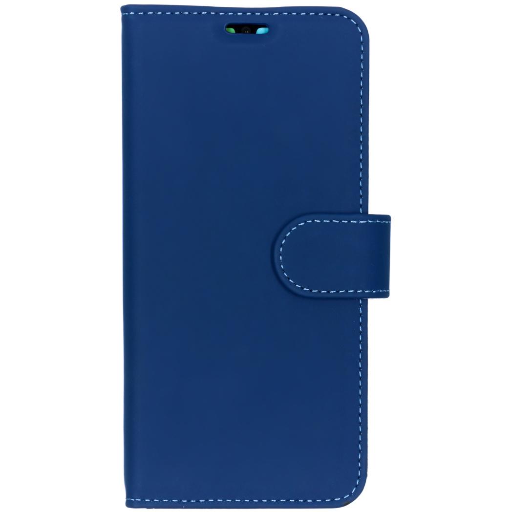 Accezz Wallet TPU Booklet Blau für das Huawei P30