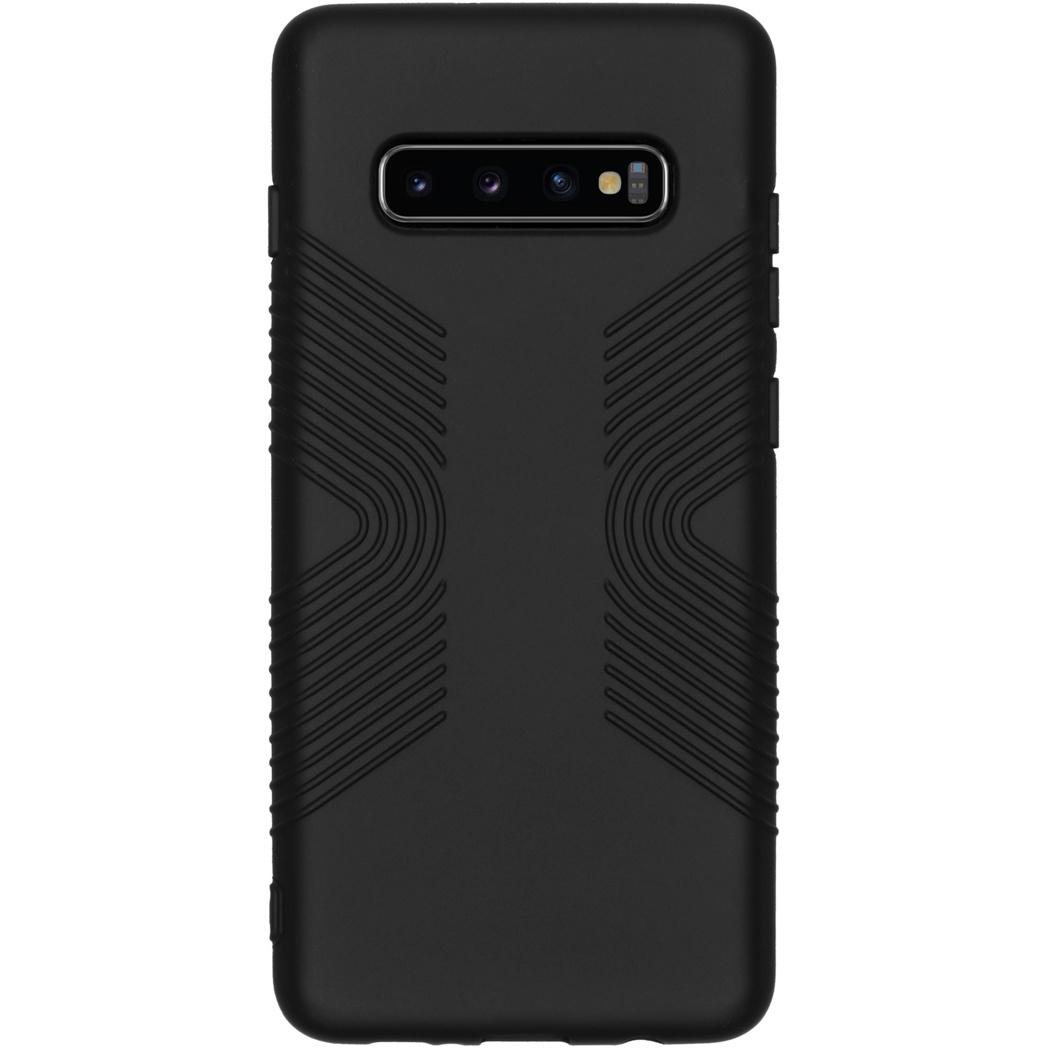 Accezz Impact Grip Backcover für das Samsung Galaxy S10 Plus