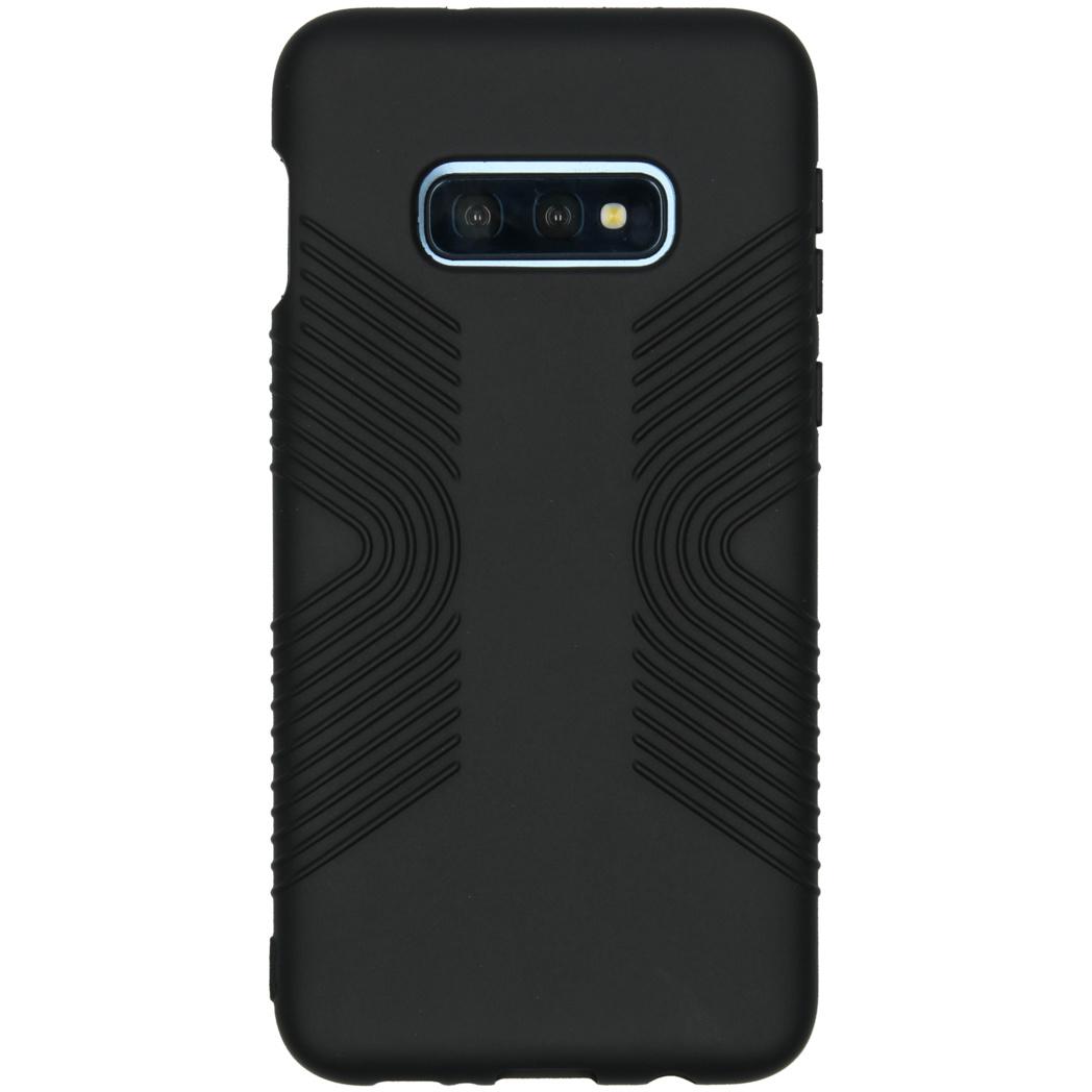 Accezz Impact Grip Backcover für das Samsung Galaxy S10e