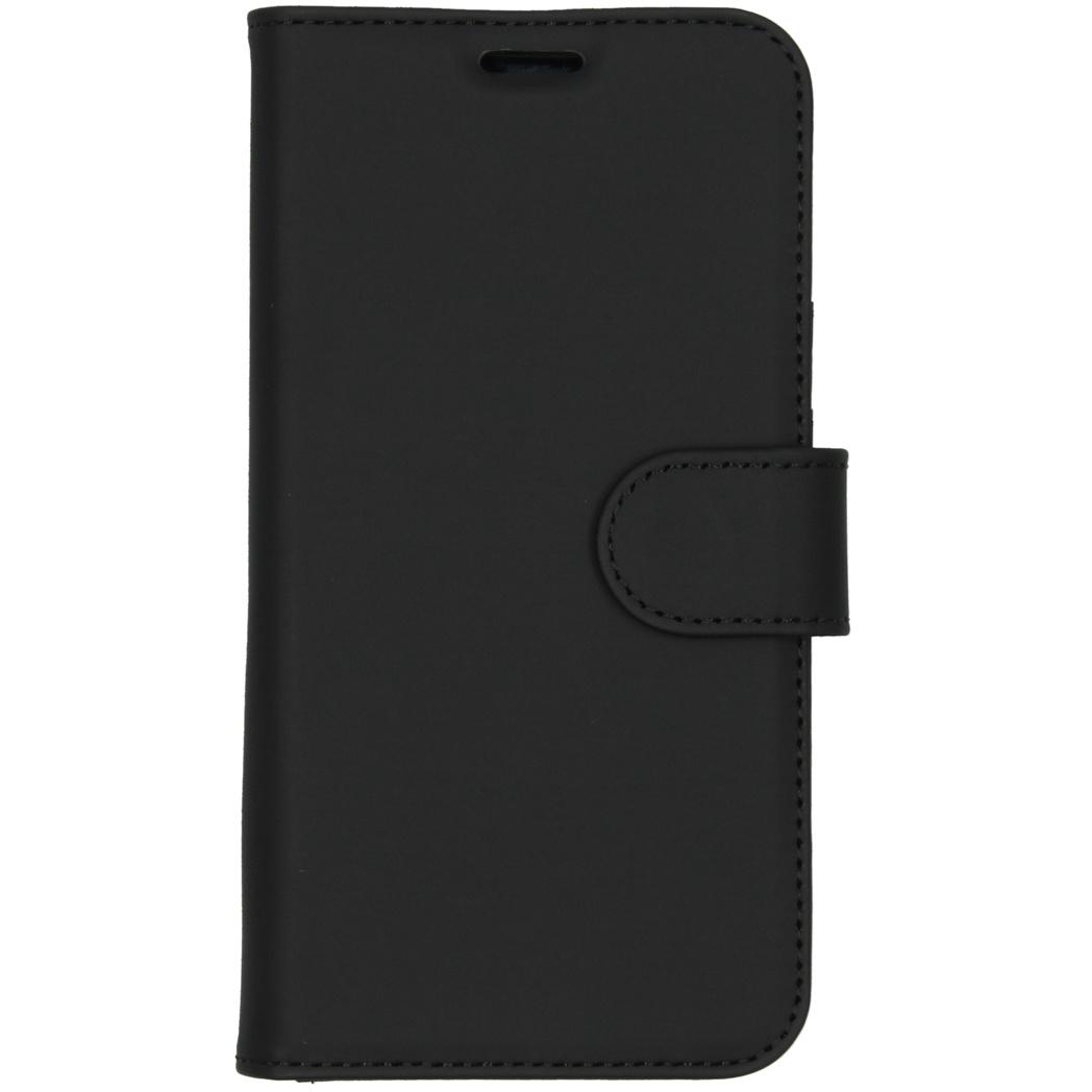 Accezz Wallet TPU Booklet Schwarz für das iPhone 11 Pro