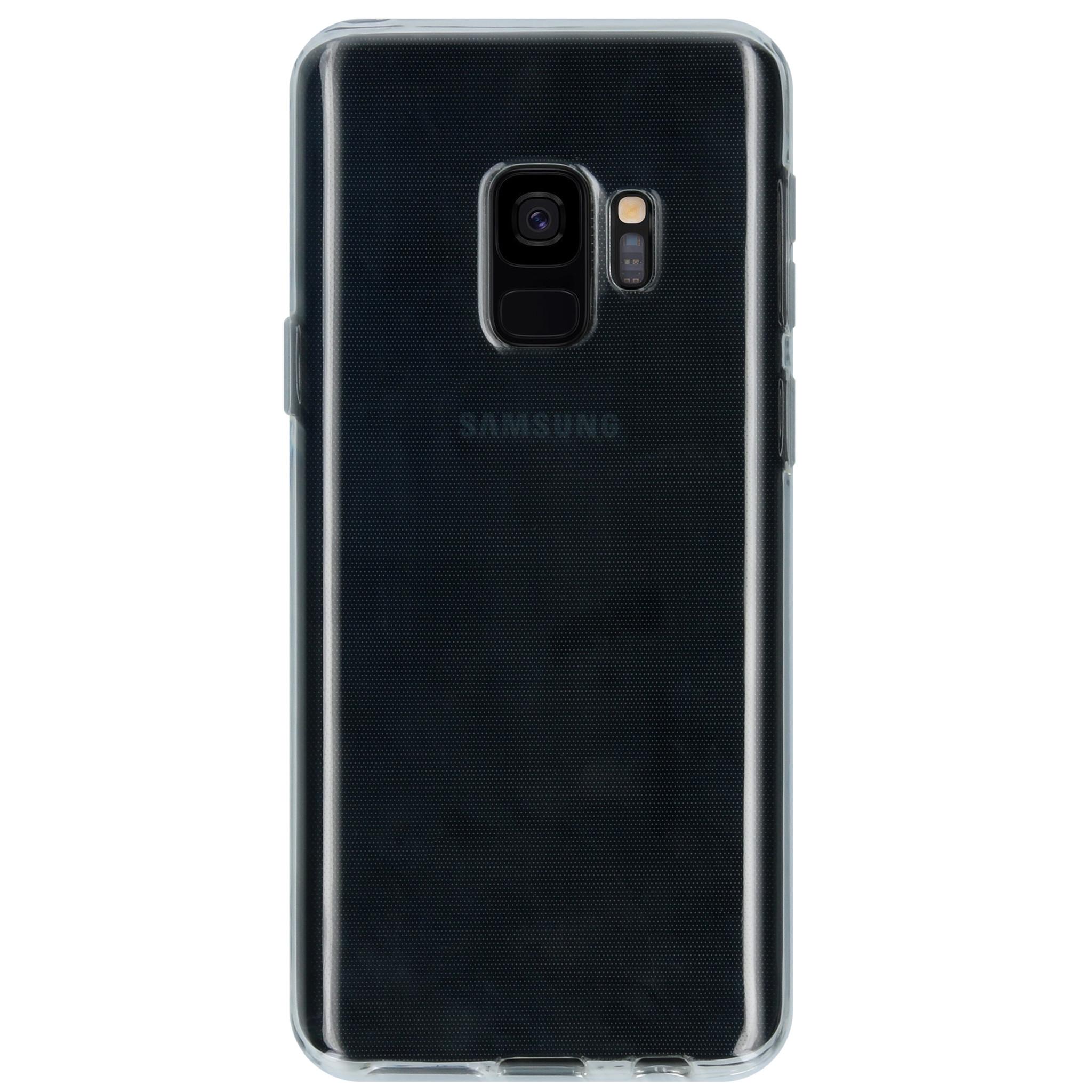 Accezz Xtreme Impact Case Transparent für Samsung Galaxy S9 Plus