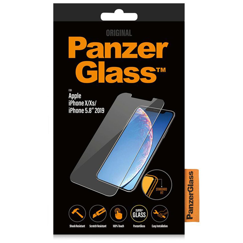 PanzerGlass Displayschutzfolie für das iPhone 11 Pro / X / Xs