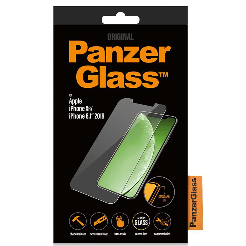 PanzerGlass Displayschutzfolie für das iPhone 11 / Xr