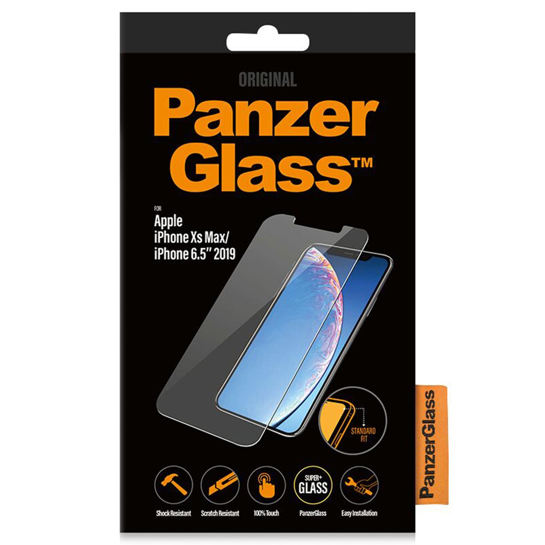 PanzerGlass Displayschutzfolie für das iPhone 11 Pro Max / Xs Max