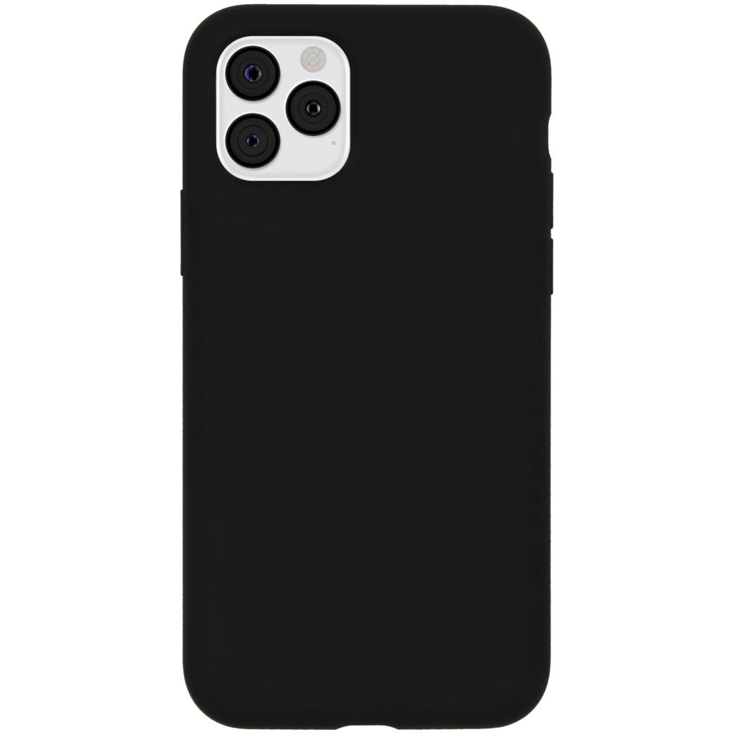Accezz Liquid Silikoncase Schwarz für das iPhone 11 Pro