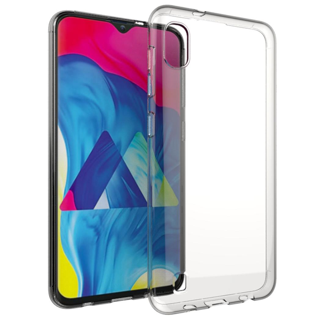 Accezz TPU Clear Cover Transparent für Samsung Galaxy A10