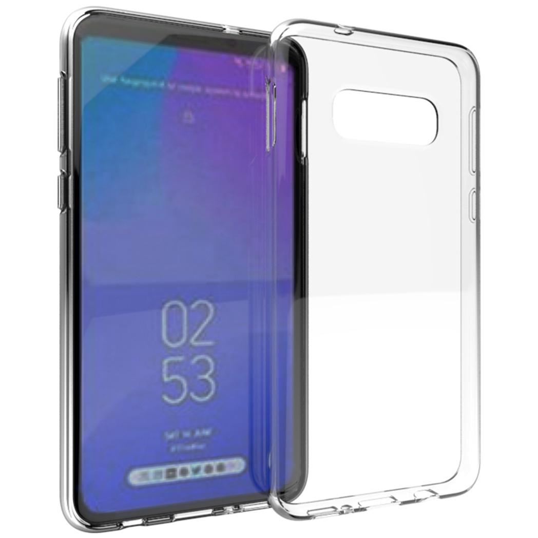 Accezz TPU Clear Cover Transparent für das Samsung Galaxy S10e