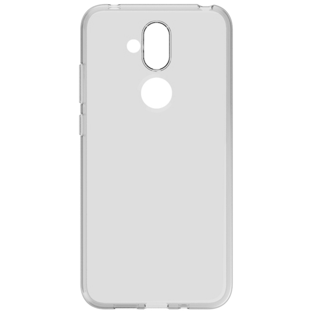 Accezz TPU Clear Cover Transparent für das Nokia 8.1