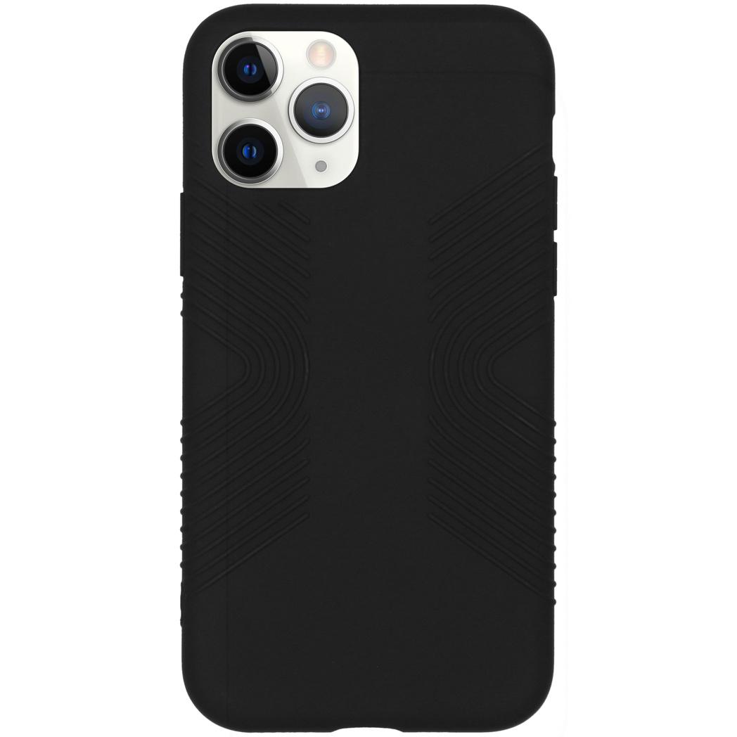 Accezz Impact Grip Backcover Schwarz für das iPhone 11 Pro