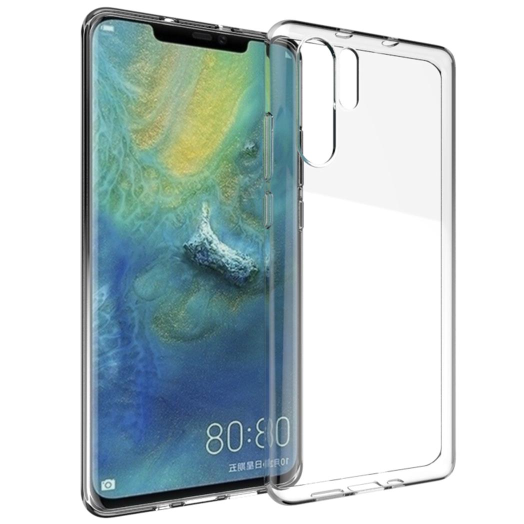 Accezz TPU Clear Cover Transparent für das Huawei P30 Pro