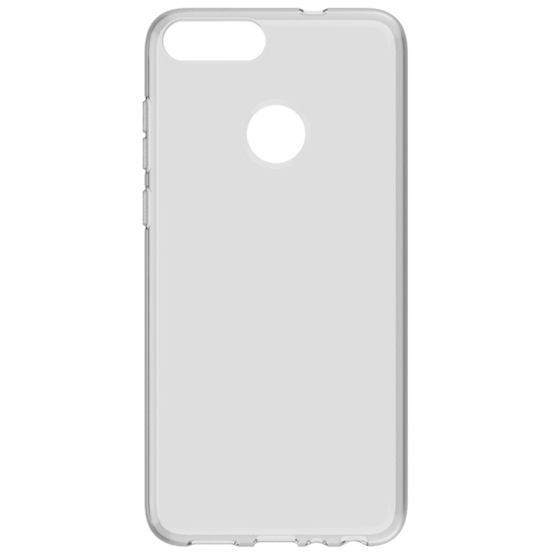 Accezz Transparentes TPU Clear Cover für das Huawei P Smart