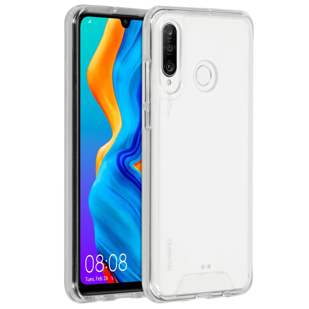 Accezz Xtreme Impact Case Transparent für das Huawei P30 Lite