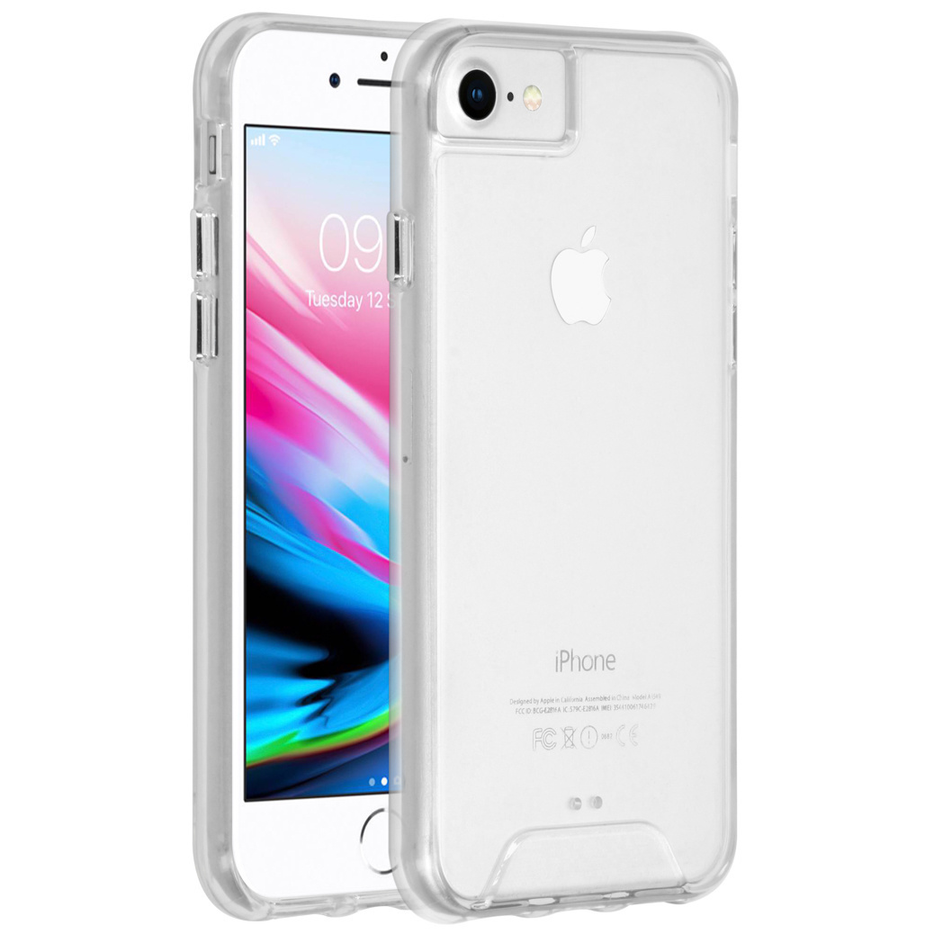 Accezz Xtreme Impact Case Transparent iPhone SE (2020) /8 /7 / 6(s)
