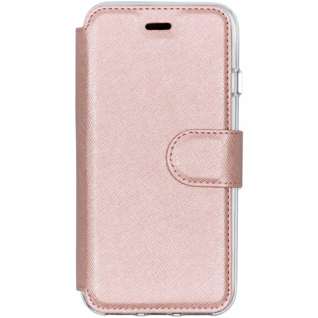 Accezz Xtreme Wallet Rosa für das iPhone SE (2020) / 8 / 7