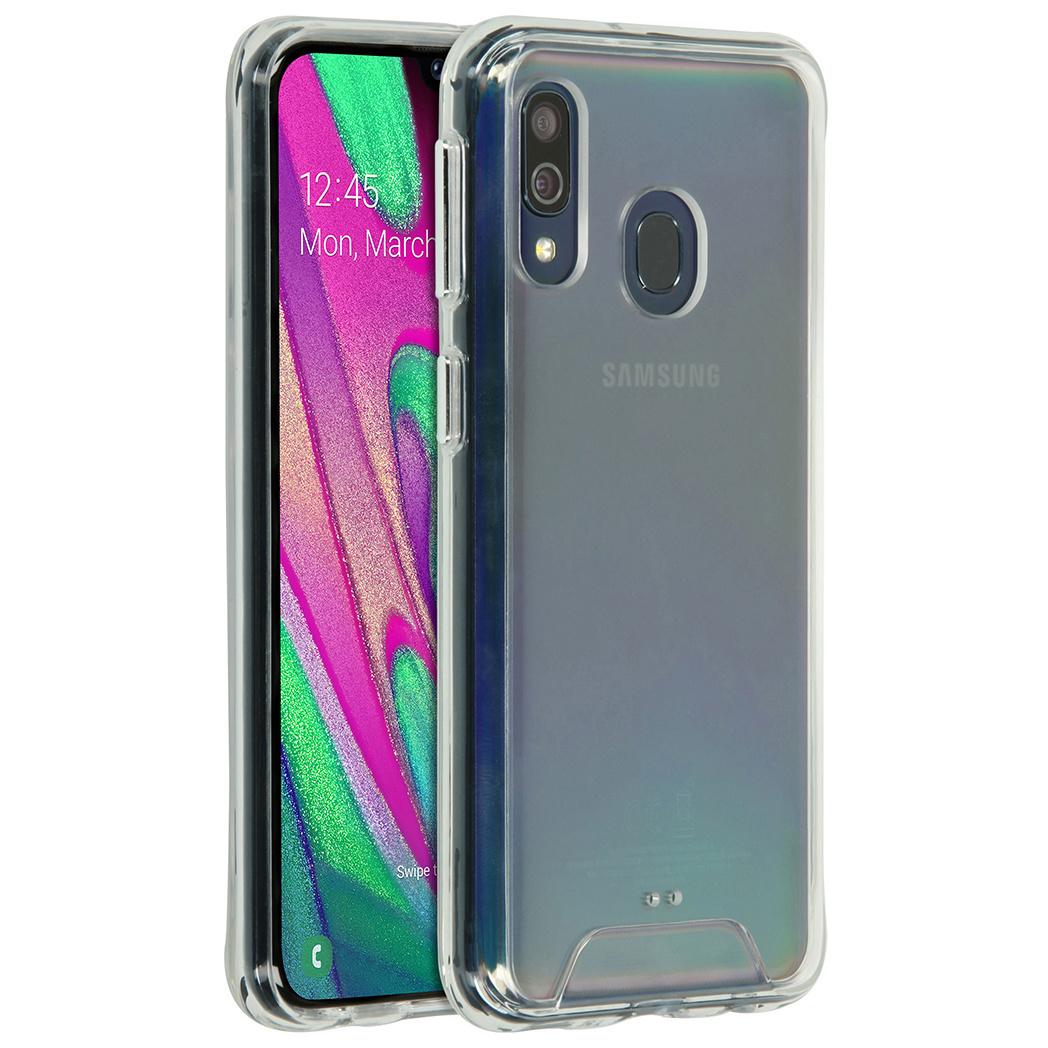 Accezz Xtreme Impact Case Transparent für das Samsung Galaxy A40