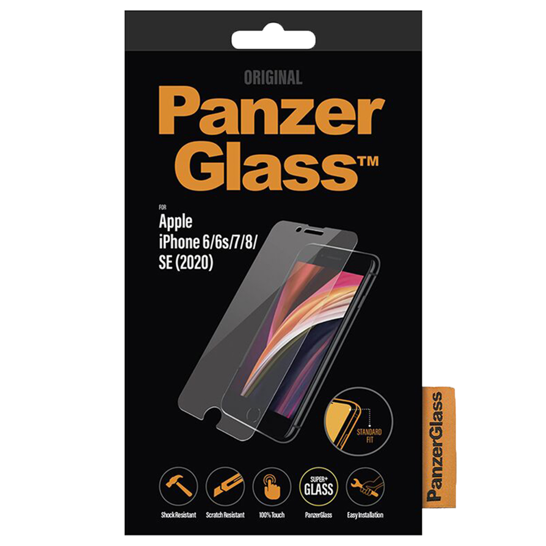 PanzerGlass Case Friendly Displayschutzfolie iPhone SE (2020)/8 /7 /6(s)