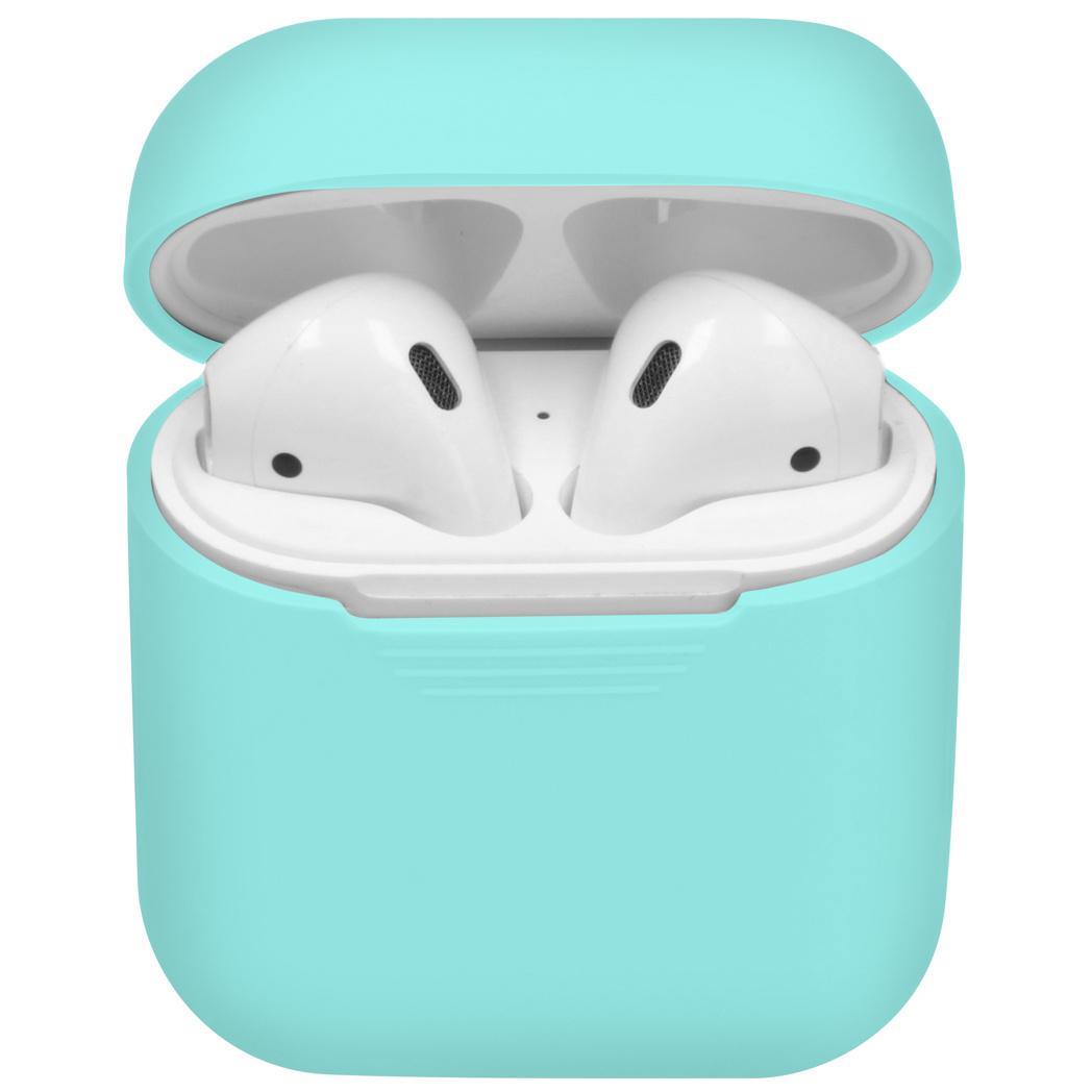 iMoshion Silicone Case Mintgrün für AirPods