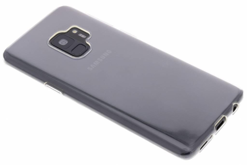 Transparentes Gel Case für das Samsung Galaxy S9
