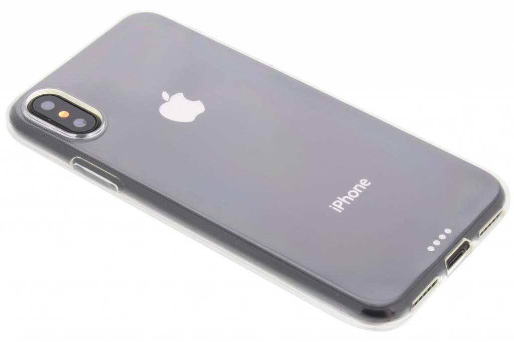 Transparentes Gel Case für iPhone Xs / X