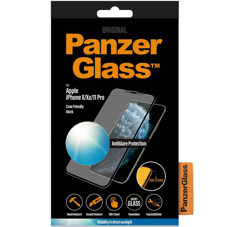 PanzerGlass Case Friendly AntiGlare Schutzfolie iPhone 11 Pro / Xs / X