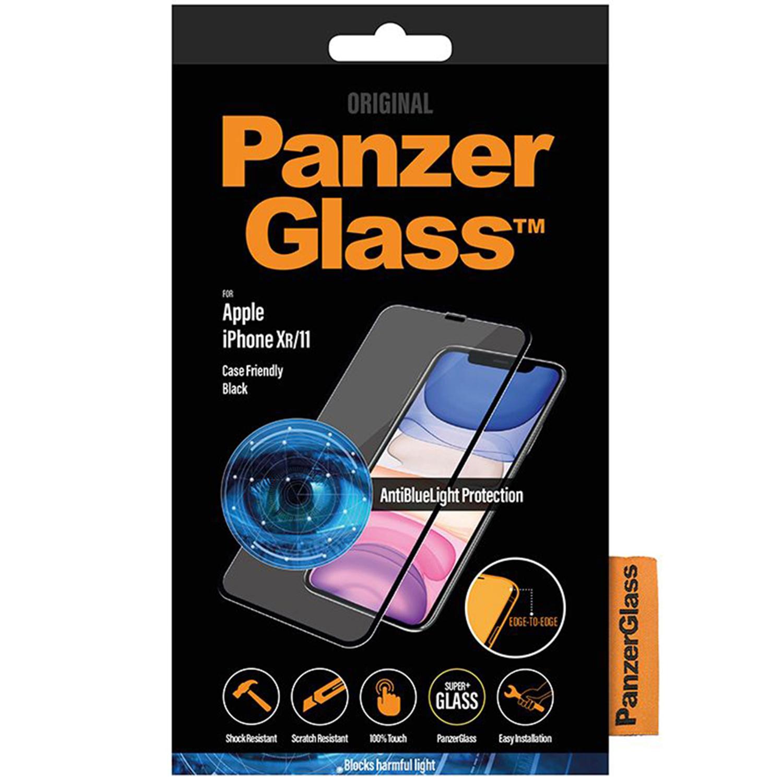 PanzerGlass Case Friendly AntiBlueLight Screenprotector iPhone 11 / Xr