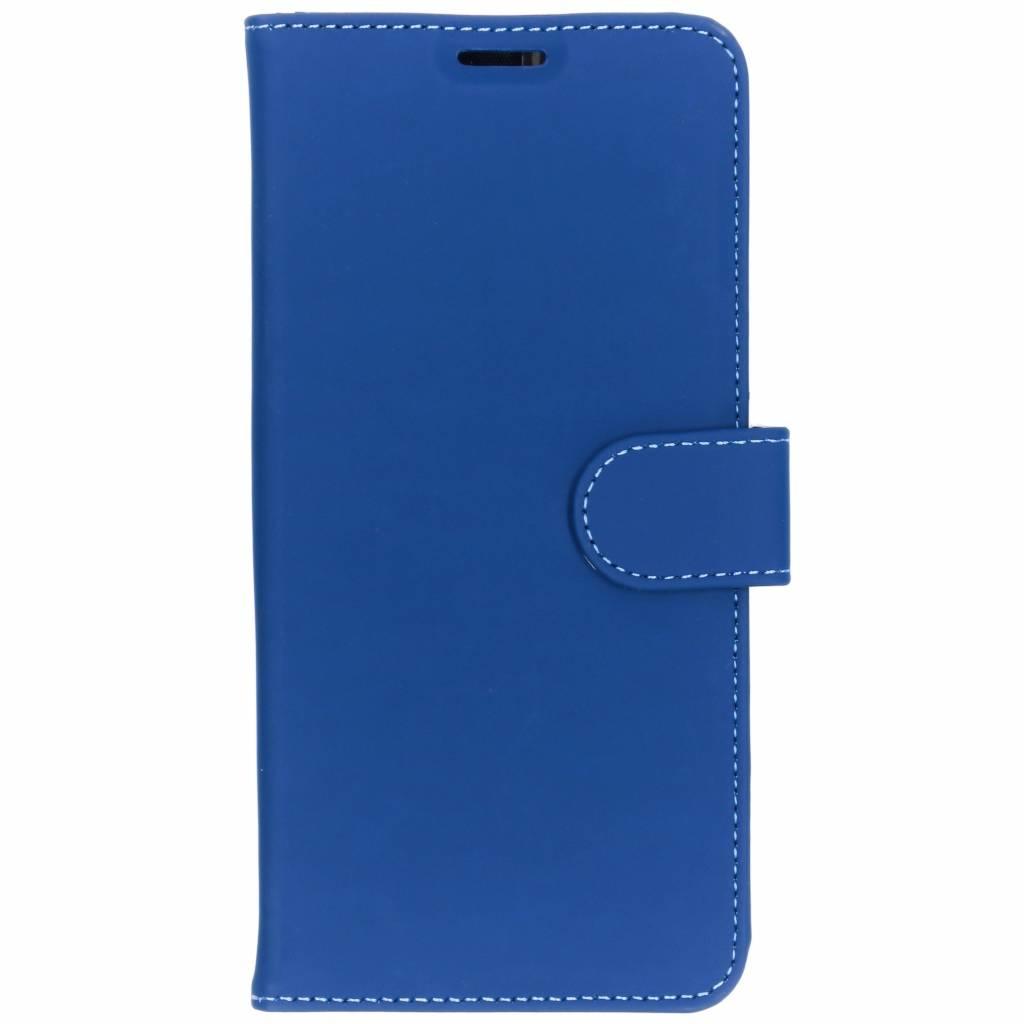 Accezz Wallet TPU Booklet Blau für das Samsung Galaxy S10 Plus
