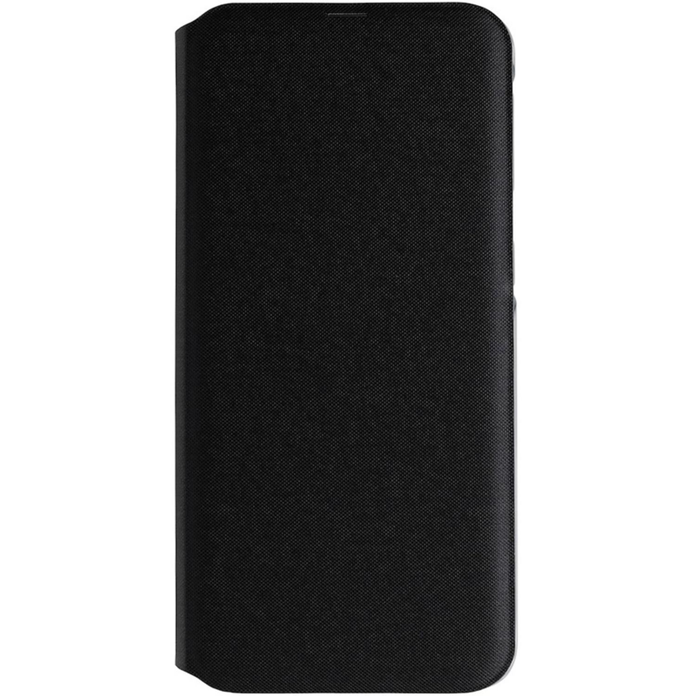 Samsung Wallet Cover Schwarz für das Samsung Galaxy A40