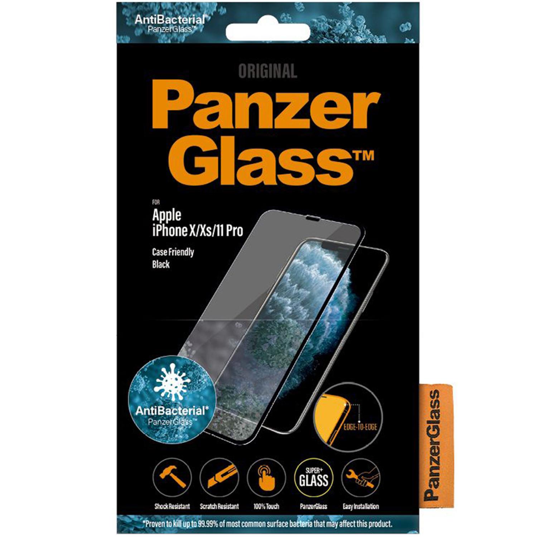 PanzerGlass CF Antibakterieller Screen Protector iPhone 11 Pro / Xs / X