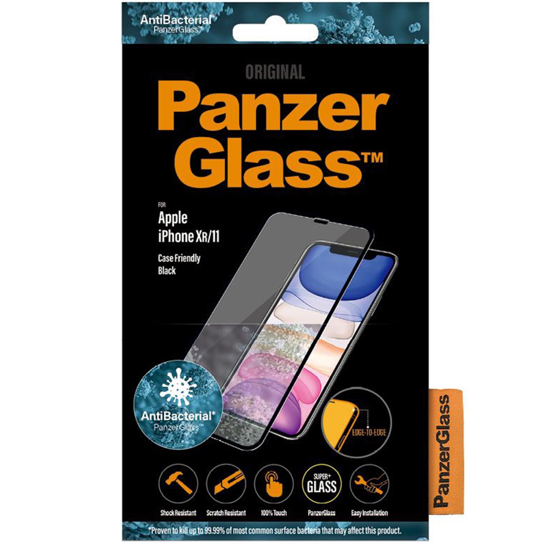 PanzerGlass CF Antibakterieller Screen Protector iPhone 11 / Xr