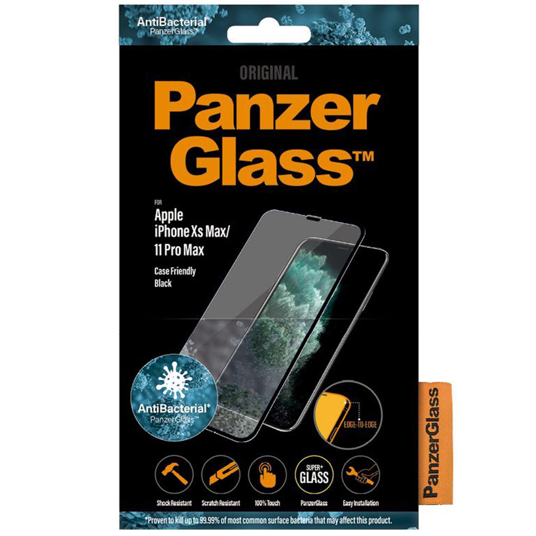 PanzerGlass Antibakterieller Screen Protector iPhone 11 Pro Max / Xs Max