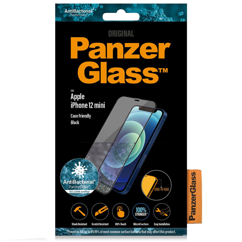 PanzerGlass Case Friendly Displayschutzfolie iPhone 12 Mini